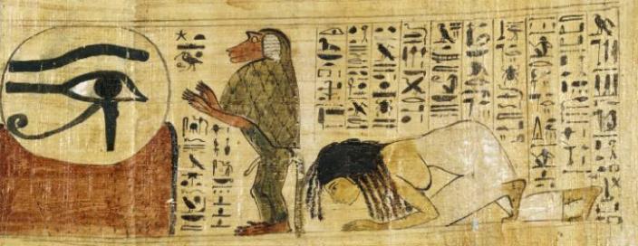 Papyrus of Henuttawy