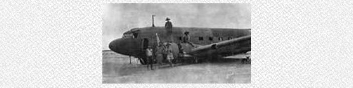 Soliders boarding a World War Two bomber