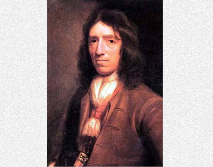Oil on canvas portrait of Captain William Dampier