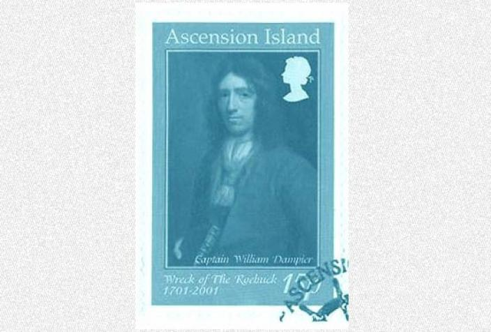 Book cover of the book Ascension Island