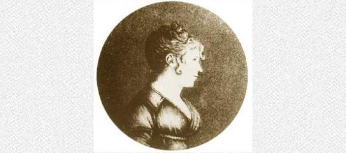 Portrait of Rose de Freycinet
