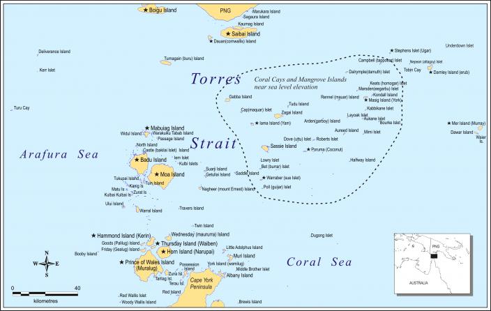 Torres Strait Islands   Western Australian Museum