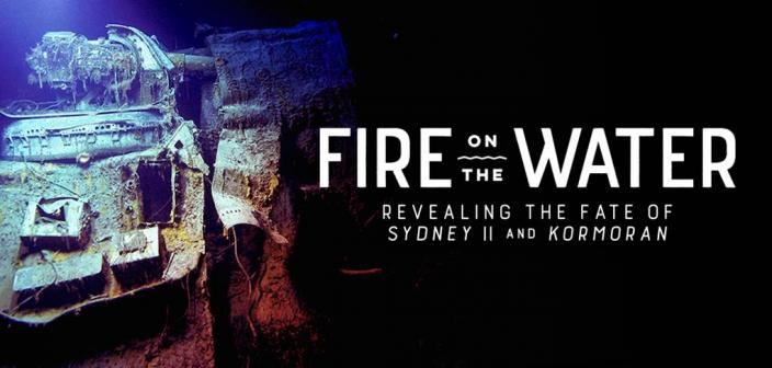 Fire on the Water at Shark Bay Discovery Centre