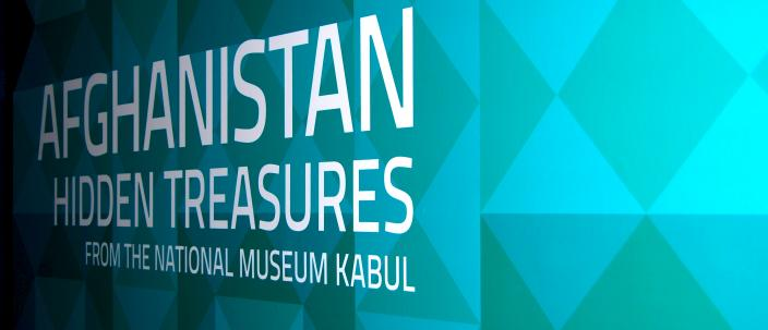 Afghanistan: Hidden Treasures from the National Museum Kabul