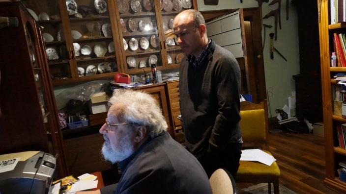 Kim Akerman; Ethnographic Interviews in Action