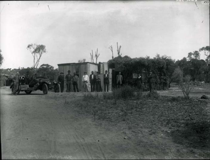 Western Australian Museum Dwyer collection GM 1369