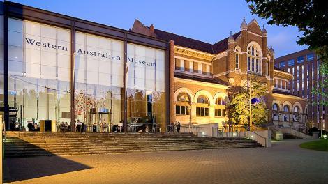 Perth Museum Site