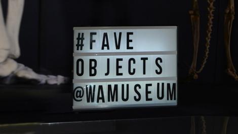 #FaveObject @WAMuseum