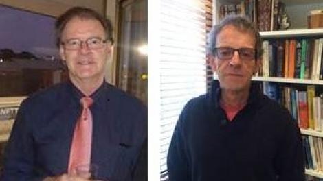 Dr Don Garden & Dr Charlie Fox