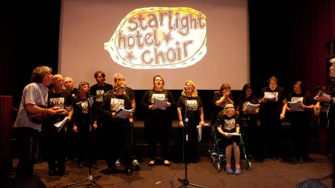 Starlight Hotel Choir