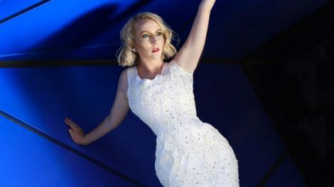 Nanollose's Sparkling Couture, Perth Arena 2016
