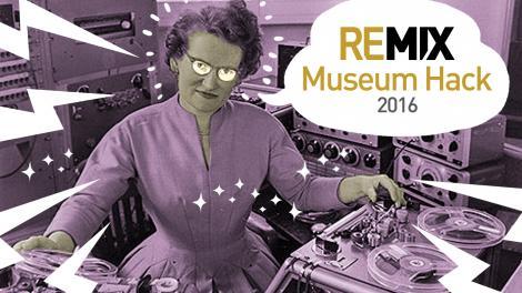 Daphne Oram remixing