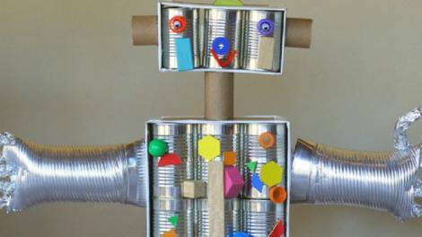 Robots that kids love