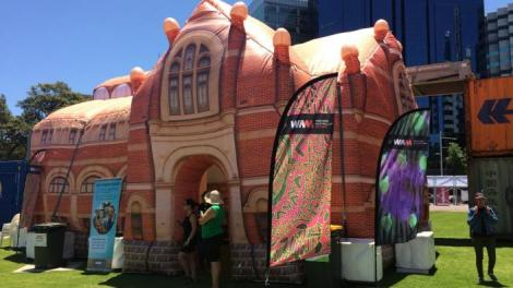 The Western Australian Inflatable Museum