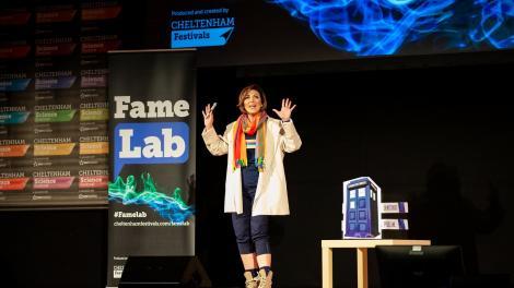 Dr Paola Magni, Murdoch University, 2019 FameLab Australia Winner