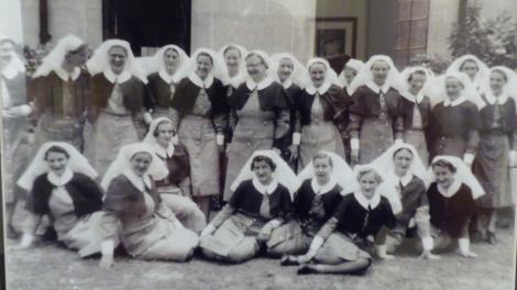 Australian Nurses in Singapore, 1941