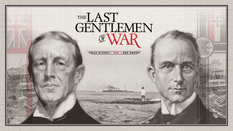 Feature image for the Last Gentleman of War
