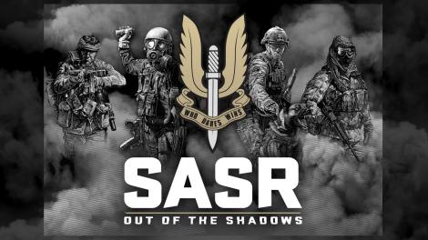 Exhibition hero image for SASR - Out of the Shadows