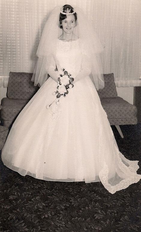 Lynette Mae Squance, 1961