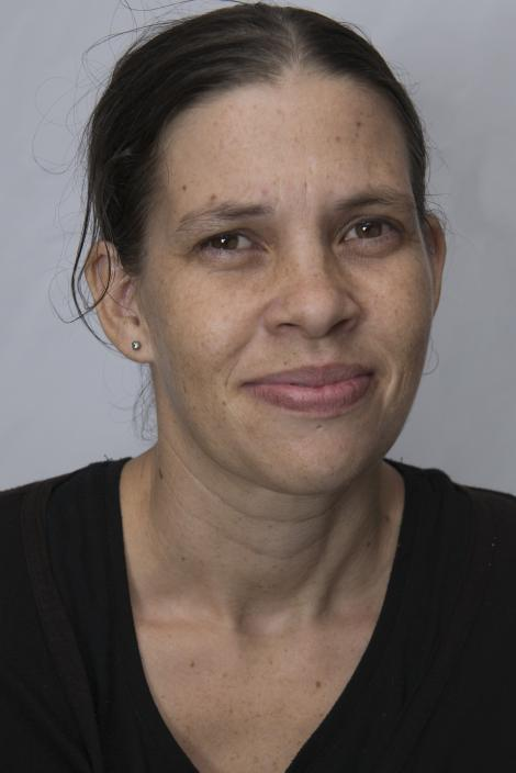Potrait of Sandra