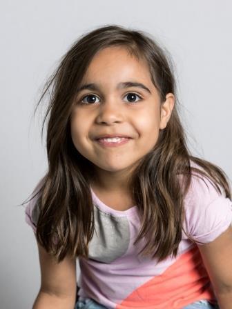 Potrait of Lailah