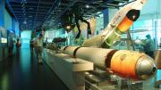 Missiles from the Naval Defence exhibition