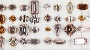 Several zircons from the Northern Territory