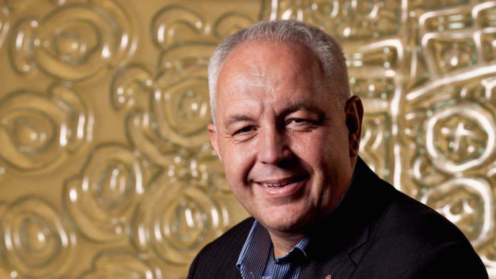 Alec Coles, Western Australian Museum CEO
