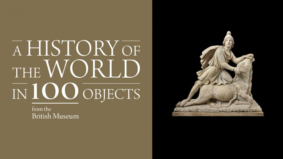 Image result for A history of the world in 100 objects podcast
