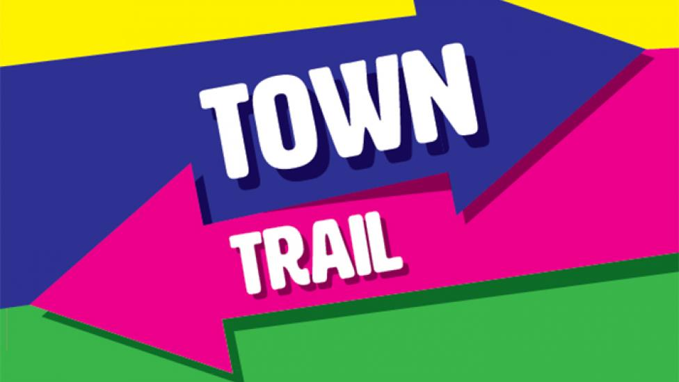 Town Trail Poster