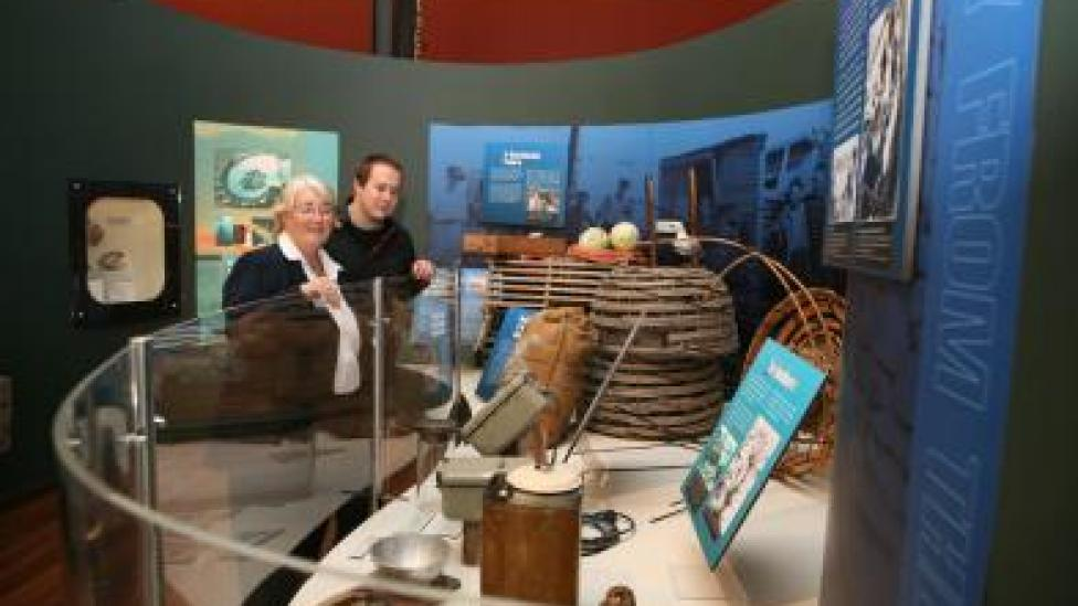 A guided tour of the Western Australian Museum - Geraldton