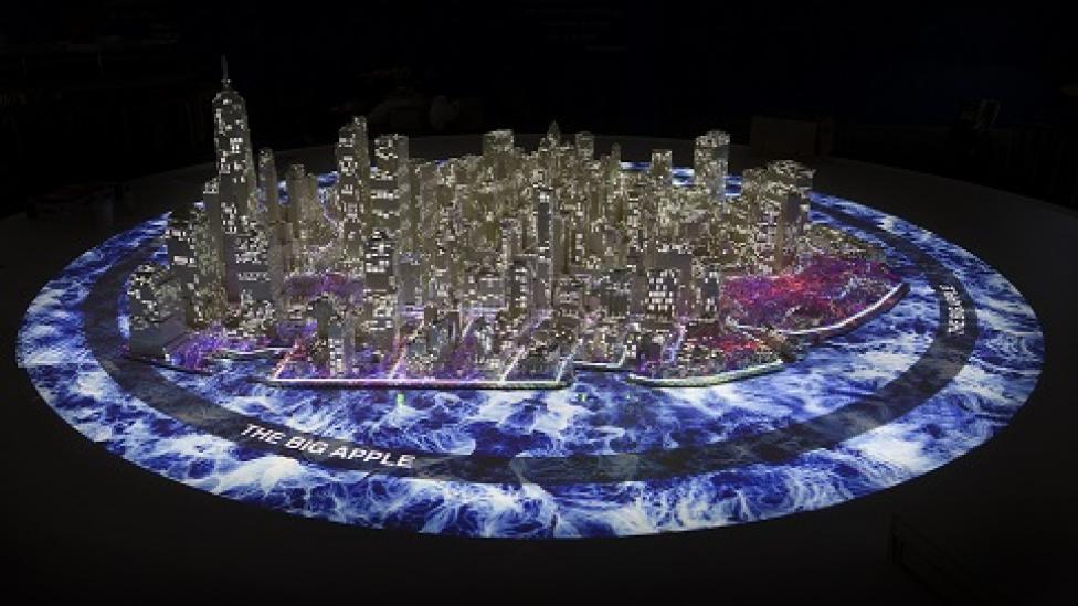 Brickman Cities - New York