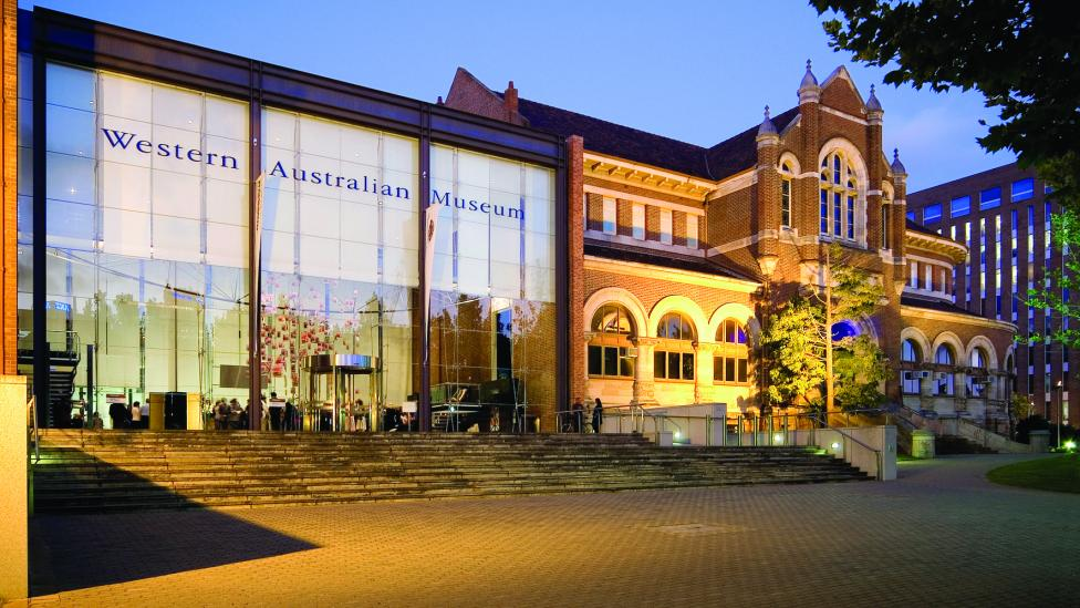 WA Museum-Perth