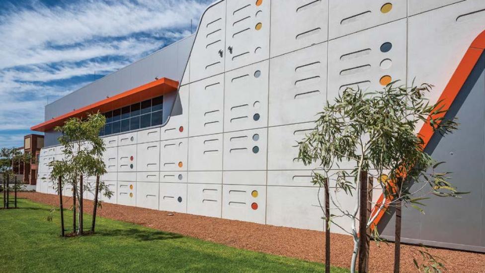 Harry Butler Research Centre - exterior