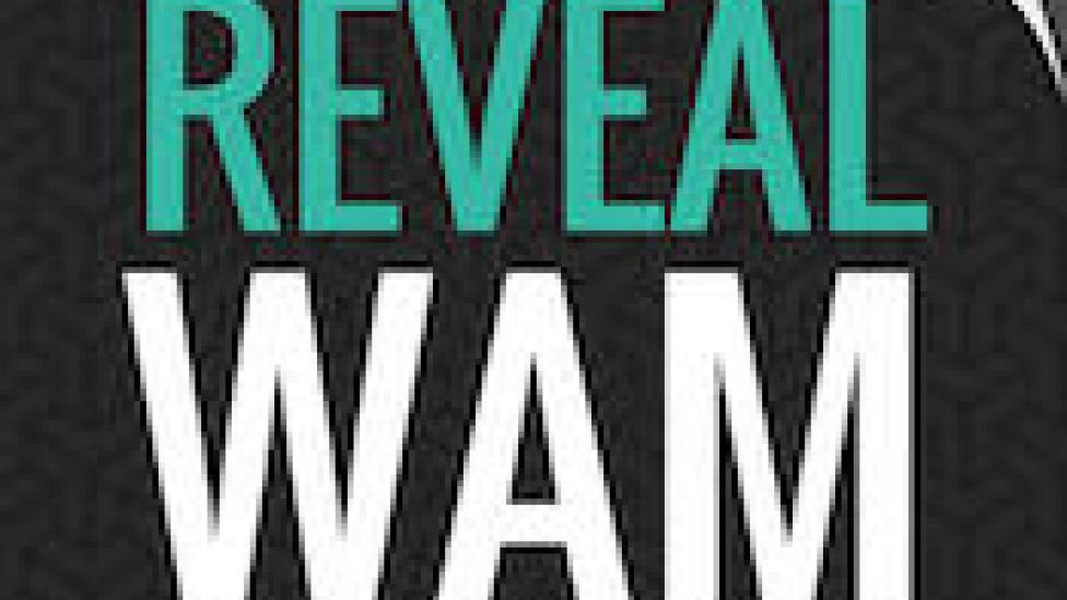 Reveal WAM logo