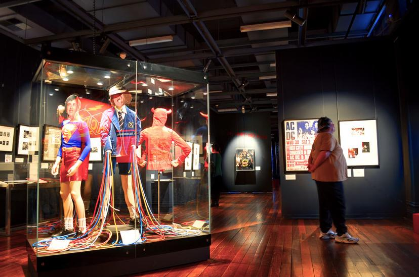 AC/DC: Australias Family Jewels at the Powerhouse Museum