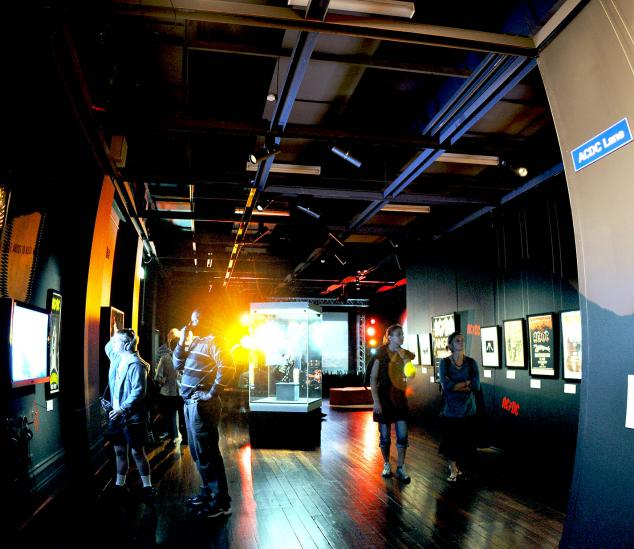 AC/DC - HDR Exhibition Photography | Western Australian Museum