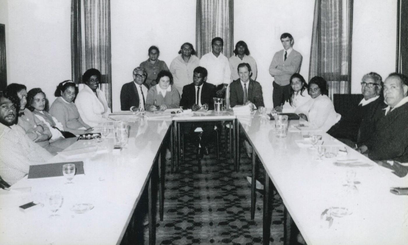 Regional Aboriginal Consultative Committee, c1970