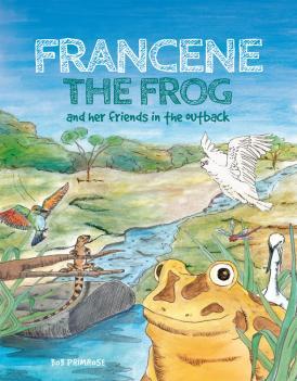 Francene the frog