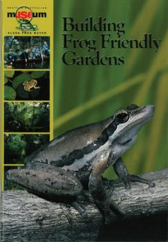 Building Frog Friendly Gardens