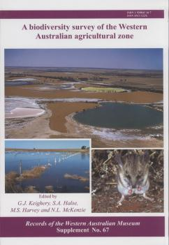 Supplement 67: A Biodiversity survey of the Western Australian agricultural zone