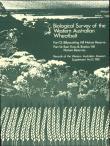 Biological Survey of the Western Australian Wheatbelt Parts 13 & 14.