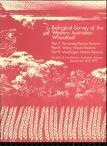 Supplement 8: Biological Survey of the Western Australian Wheatbelt Parts 7, 8 &