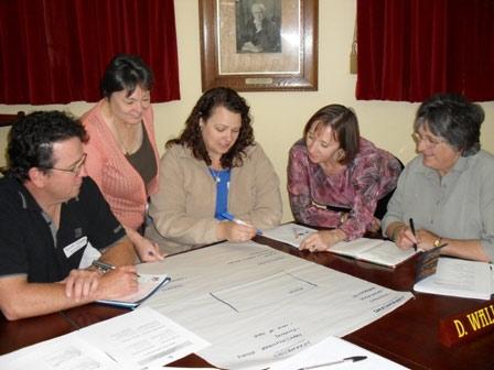 Strategic Planning workshop, Kalgoorlie-Boulder, October 2010